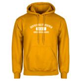 Gold Fleece Hoodie-NNS College Design