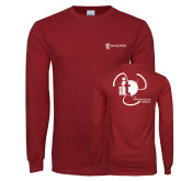 Cardinal Long Sleeve T Shirt-NNS IT