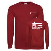 Cardinal Long Sleeve T Shirt-IPPC