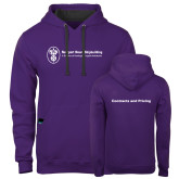 Contemporary Sofspun Purple Hoodie-Contracts and Pricing