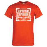 Orange T Shirt-NNS Vintage