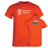 Orange T Shirt-ISCVN