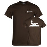 Brown T Shirt-Programs Division