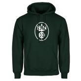 Dark Green Fleece Hood-Icon