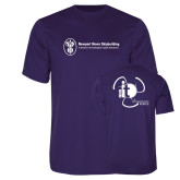 Performance Purple Tee-NNS IT
