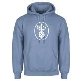 Light Blue Fleece Hoodie-Icon