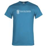 Sapphire T Shirt-Newport News Shipbuilding