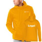 Under Armour Gold Armour Fleece Hoodie-Legal