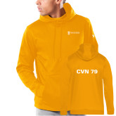 Under Armour Gold Armour Fleece Hoodie-CVN 79