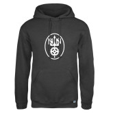 Russell DriPower Charcoal Fleece Hoodie-Icon