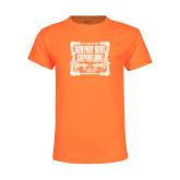 Youth Neon Orange T Shirt-NNS Vintage