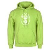 Lime Green Fleece Hoodie-Icon