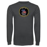 Charcoal Long Sleeve T Shirt-CVN 80