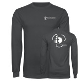 Charcoal Long Sleeve T Shirt-NNS IT