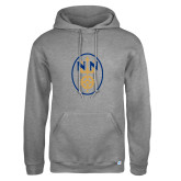 Russell DriPower Grey Fleece Hoodie-Icon