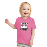 Toddler Fuchsia T Shirt-Future Shipbuilder Submarine