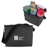 Six Pack Grey Cooler-Huntington Ingalls Industries