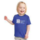 Toddler Royal T Shirt-Huntington Ingalls Industries
