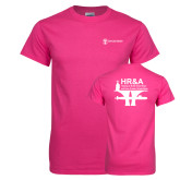 Cyber Pink T Shirt-HR and A