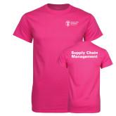 Cyber Pink T Shirt-Strategic Sourcing