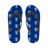 Ladies Full Color Flip Flops-Icon