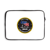 13 inch Neoprene Laptop Sleeve-CVN 78