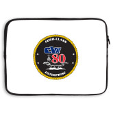 15 inch Neoprene Laptop Sleeve-CVN 80