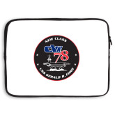 15 inch Neoprene Laptop Sleeve-CVN 78