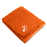 Orange Arctic Fleece Blanket-Icon