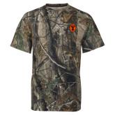 Realtree Camo T Shirt-Icon