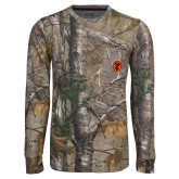 Realtree Camo Long Sleeve T Shirt w/Pocket-Icon