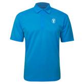 Brilliant Blue Silk Touch Performance Polo-Icon