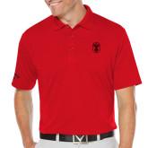 Callaway Opti Dri Red Chev Polo-Icon