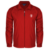 Full Zip Red Wind Jacket-Icon