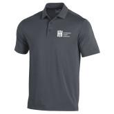 Under Armour Graphite Performance Polo-Huntington Ingalls Industries