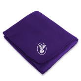 Purple Arctic Fleece Blanket-Icon