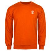 Orange Fleece Crew-Icon