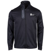 Callaway Stretch Performance Black Jacket-Huntington Ingalls Industries