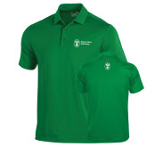 Under Armour Kelly Green Performance Polo-Newport News Shipbuilding