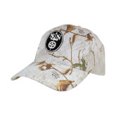Realtree Xtra Snow Structured Hat-Icon