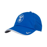 Nike Dri Fit Royal Perforated Hat-Icon