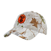 Realtree Xtra Snow Unstructured Hat-Icon