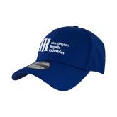 New Era Royal Diamond Era 39Thirty Stretch Fit Hat-Huntington Ingalls Industries