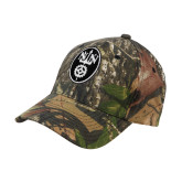 Mossy Oak Camo Structured Cap-Icon