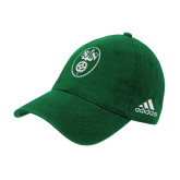Adidas Kelly Green Slouch Unstructured Low Profile Hat-Icon