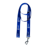 Blue Leash-