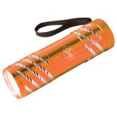 Astro Orange Flashlight-Icon Engraved