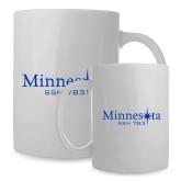 Full Color White Mug 15oz-SSN 783
