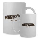 Full Color White Mug 15oz-SSN 794