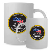 Full Color White Mug 15oz-CVN 78